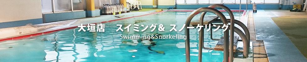 スイミング& スノーケリング